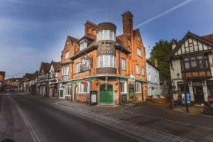 About The Stag Hotel