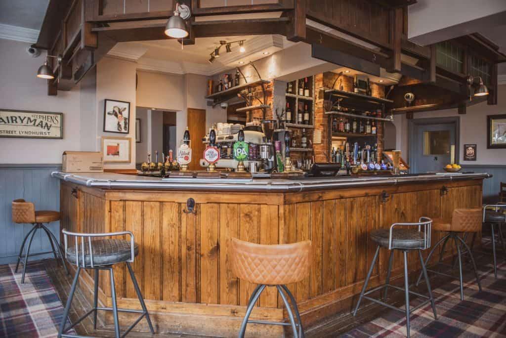 Stag Bar & Restaurant Lyndhurst
