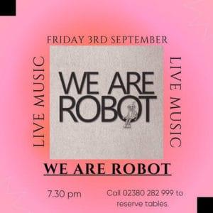 We Are Robot Lyndhurst