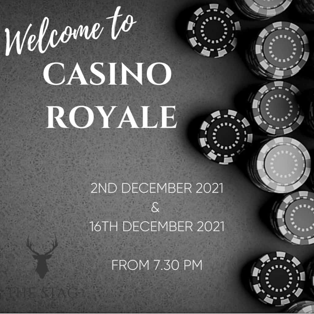 Casino Royale Stag Hotel
